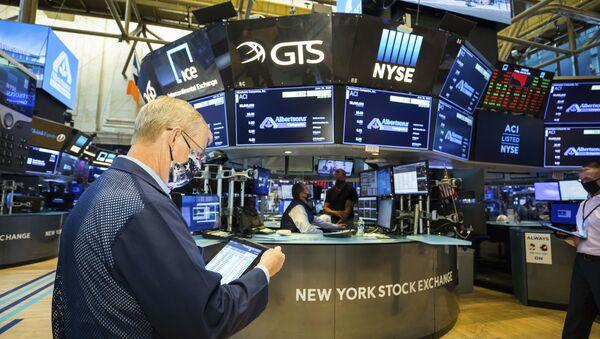 New York Stock Exchange - Sputnik International