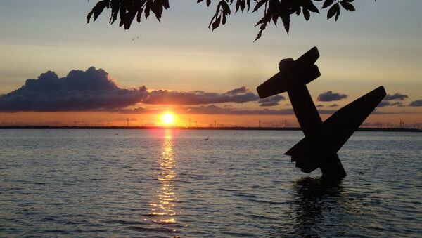 Sunset Monument War Memorial - Sputnik International