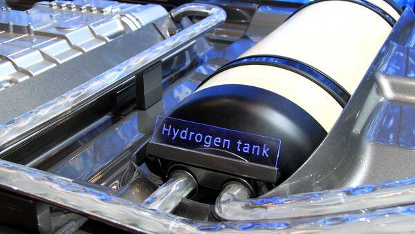 Hydrogen fuel cell   - Sputnik International