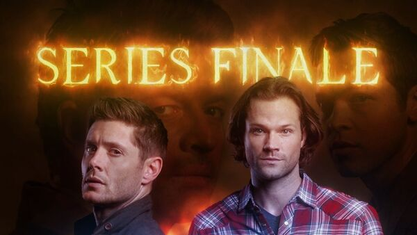 Supernatural series final episode poster - Sputnik International