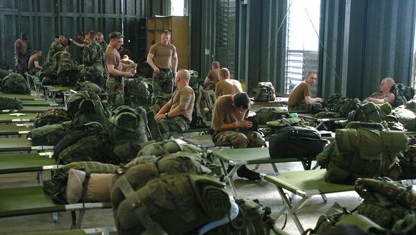 Australian soldiers - Sputnik International