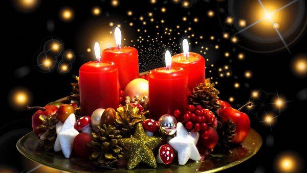 Christmas mood - Sputnik International