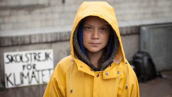 Greta Thunberg - Sputnik International