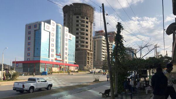 A view shows a street in Mekelle, Tigray region of northern Ethiopia December 10, 2018. Picture taken December 10, 2018.  - Sputnik International