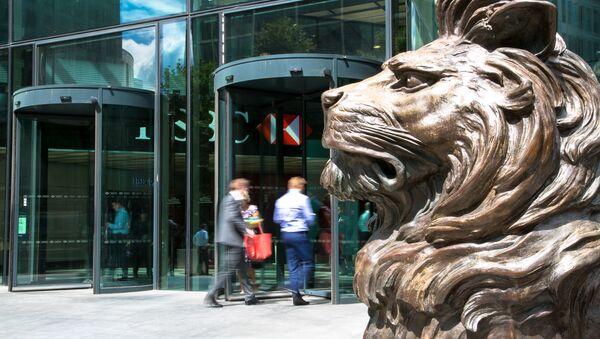 HSBC Headquarters London - Sputnik International