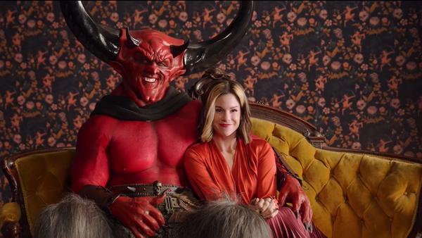 Satan and 2020 in Match.com dating app ad - Sputnik International