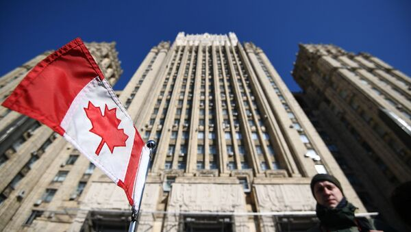 Ambassadors of those countries that expelled Russian diplomats summoned to the Russian Foreign Ministry - Sputnik International