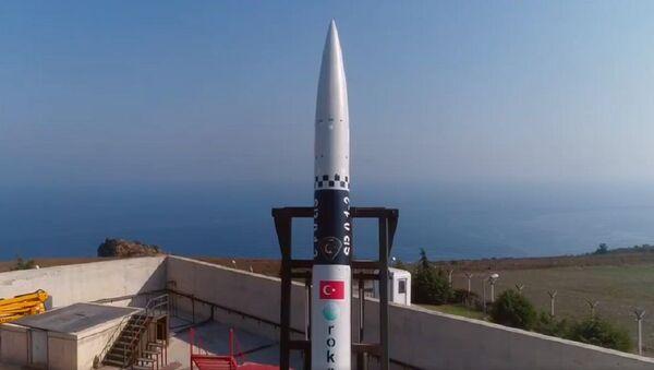 Turkish  rocket - Sputnik International