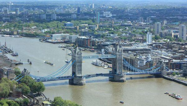 London view - Sputnik International