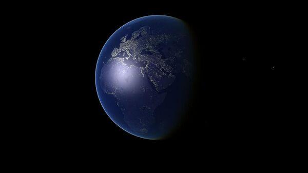 Earth Blue Planet Globe - Sputnik International