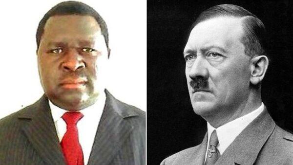 Adolf Hitler Uunona/Adolf Hitler  - Sputnik International