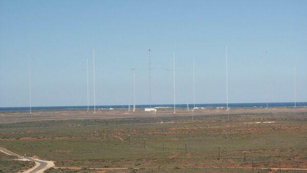 Naval Communication Station Harold E. Holt near Exmouth, Western Australia - Sputnik International