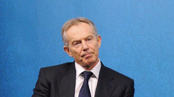 Tony Blair, UK Prime Minister (1997-2007) - Sputnik International
