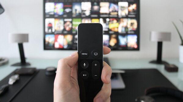 TV remote - Sputnik International