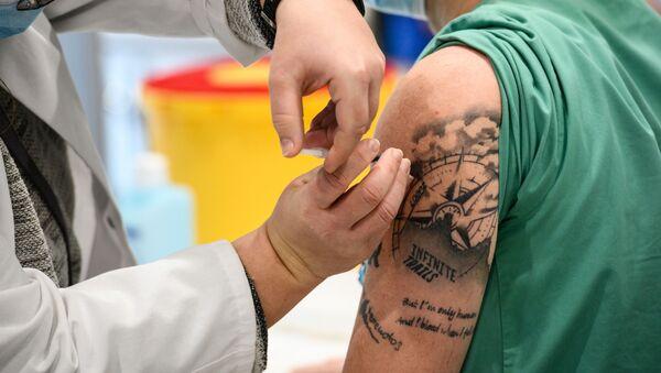 Germany Kicks Off Mass Vaccination Against COVID-19 - Sputnik International