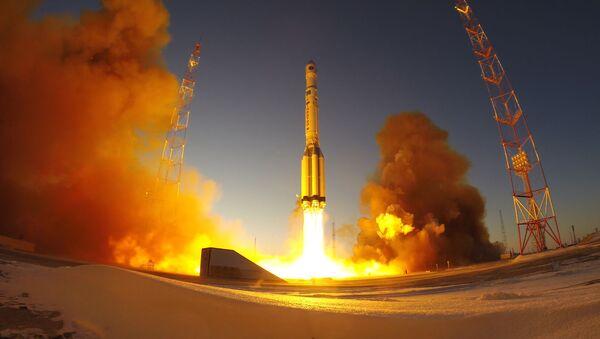 Launch of the Proton-M carrier rocket - Sputnik International