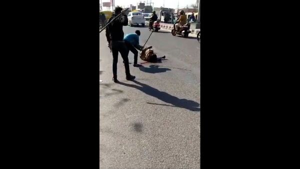 Gruesome Killing At Ghaziabad in Uttar Pradesh, just 30 kilometres from President House in India  - Sputnik International