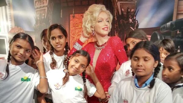 Madame Tussauds Delhi - Sputnik International