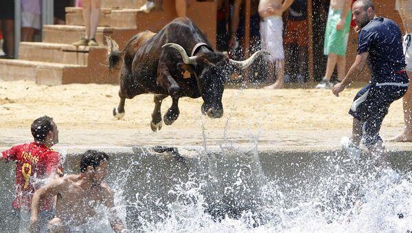 Bull in Human Culture Across the Globe  - Sputnik International