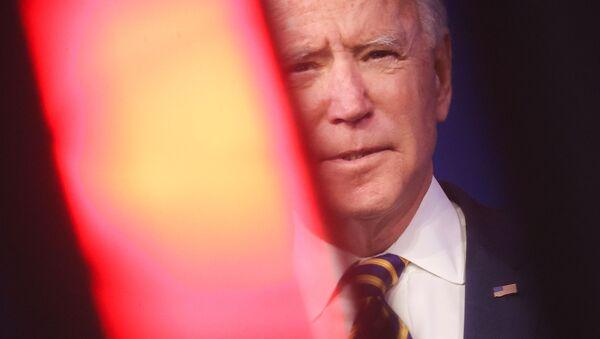 U.S. President-elect Joe Biden delivers remarks on the U.S. response to the coronavirus disease (COVID-19) outbreak, at his transition headquarters in Wilmington, Delaware, U.S., December 29, 2020 - Sputnik International