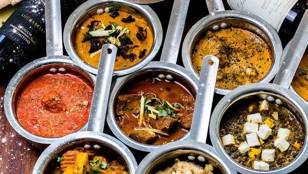 Indian food - Sputnik International