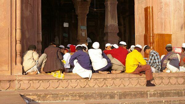 Muslim children in Bhopal, India - Sputnik International