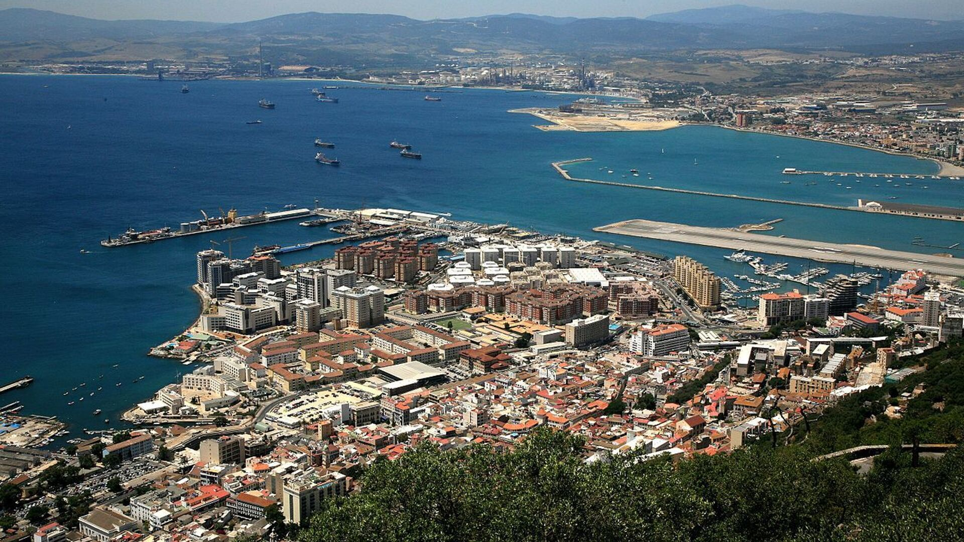 City of Gibraltar - Sputnik International, 1920, 05.10.2021