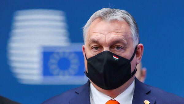 EU leaders summit in Brussels - Sputnik International