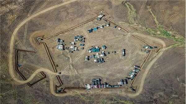French military base in Mali - Sputnik International