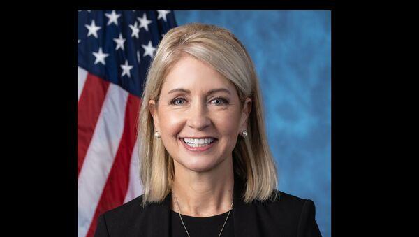 Official Portrait of Representative Mary Miller - Sputnik International