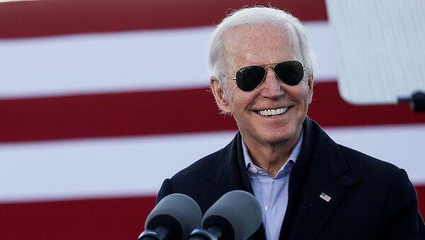 U.S. President-elect Joe Biden - Sputnik International