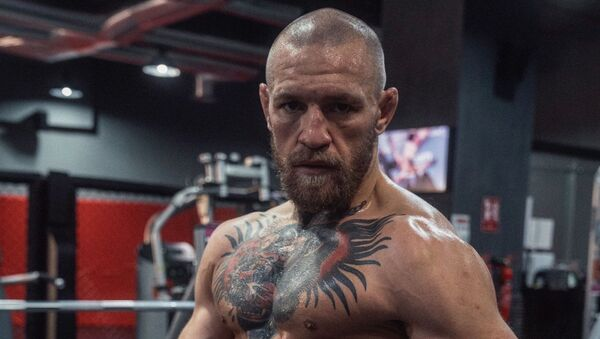 A photo of the UFC fighter Conor McGregor posted on his official Twitter on January 9, 2021 - Sputnik International