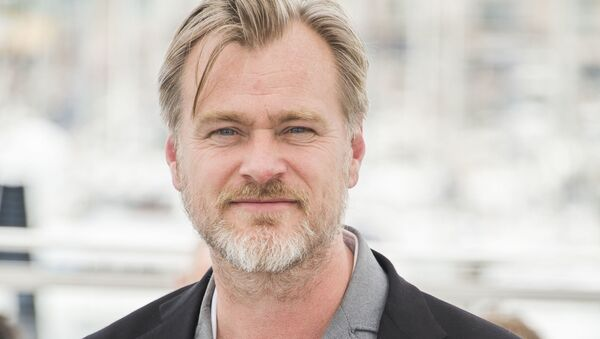 Director Christopher Nolan poses during a photo call at the 71st international film festival, Cannes, southern France, Saturday, May 12, 2018. - Sputnik International