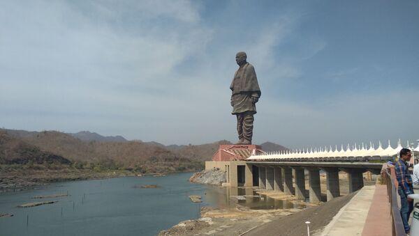 Statue of Unity in India - Sputnik International