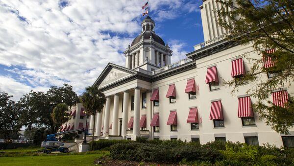 The historic Old Florida State Capitol Building - Sputnik International
