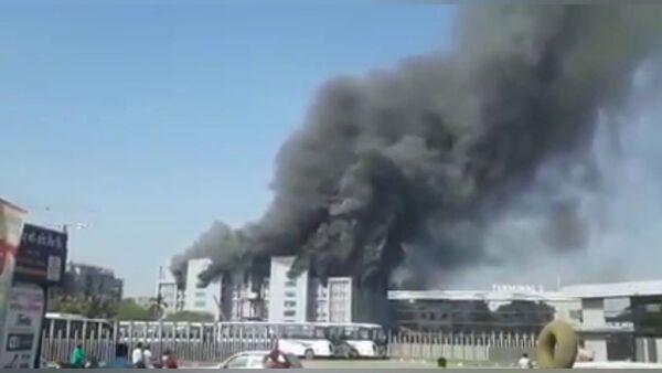Major fire at Serum Institute of India's Pune plant - Sputnik International