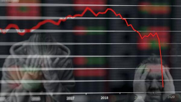 Recession Economic Crisis - Sputnik International