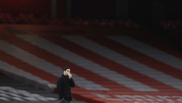 Arsenal manager Mikel Arteta - Sputnik International