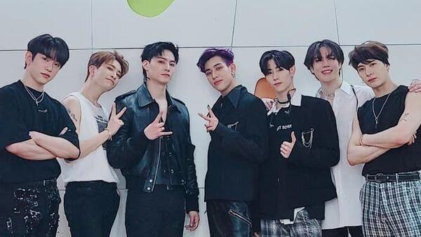 Jeremiad: Famous K-pop Group GOT7 Parts Ways With JYP Entertainment - Sputnik International
