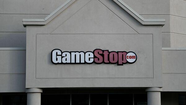 A GameStop store is photographed in Austin, TX, U.S., March 26, 2018. - Sputnik International