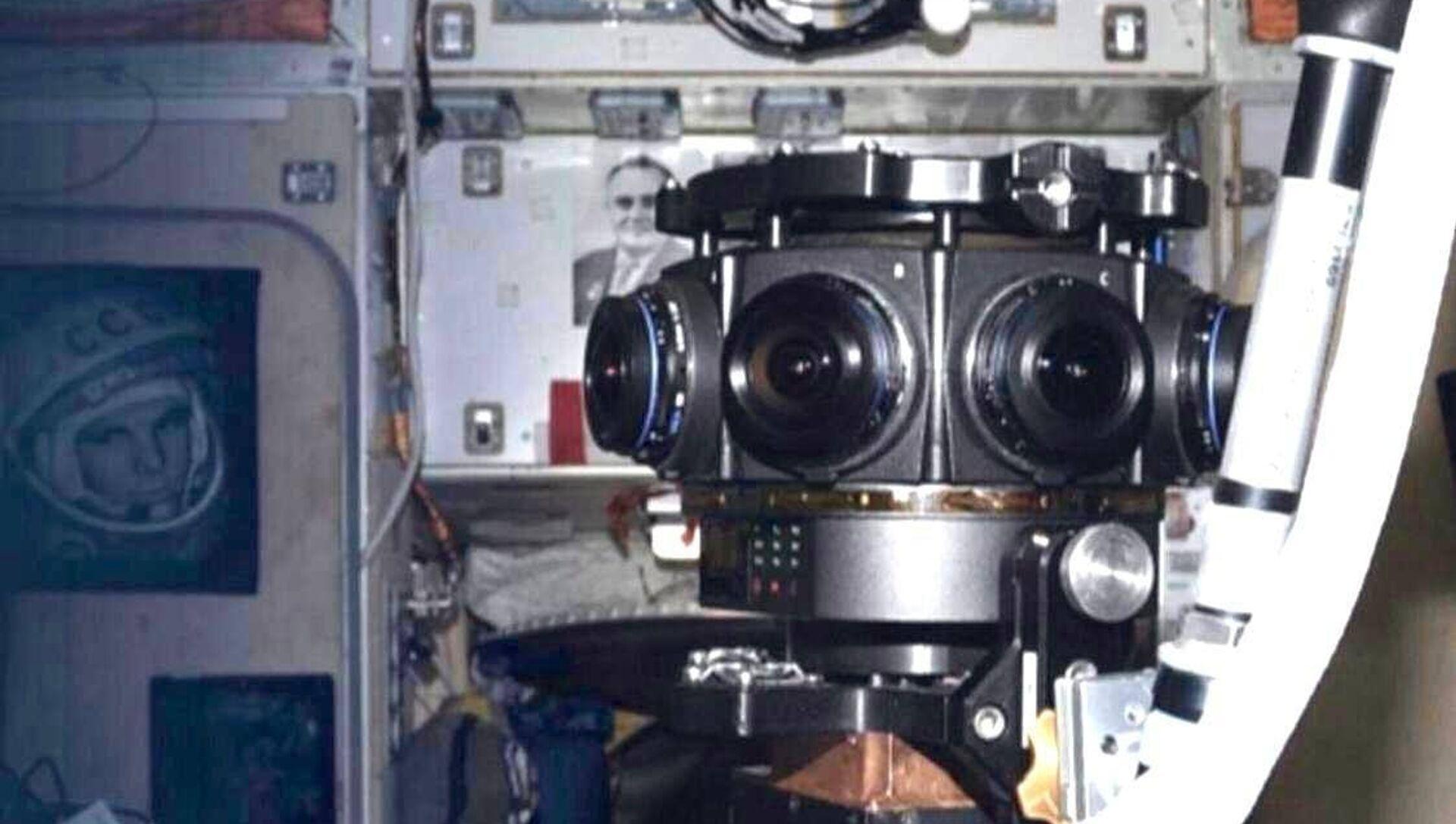 International Space Station (ISS)  - Sputnik International, 1920, 30.07.2021