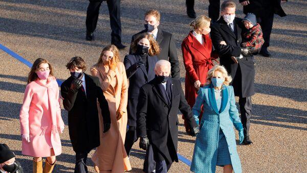 Inauguration of Joe Biden as the 46th President of the United States - Sputnik International