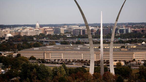 The Pentagon building is seen in Arlington, Virginia, U.S. October 9, 2020.  - Sputnik International