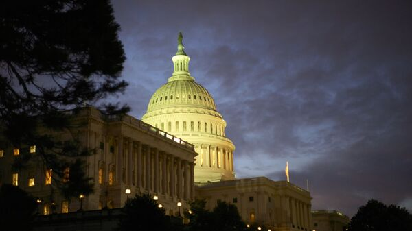 The United States Capitol building, west facade, at dawn is seen in this general view , Monday, Jan. 27, 2020, in Washington, DC - Sputnik International