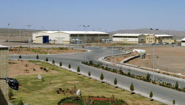 A view of the Natanz uranium enrichment facility 250 km (155 miles) south of the Iranian capital Tehran - Sputnik International
