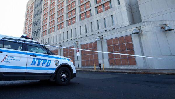 A New York City Police (NYPD) car - Sputnik International