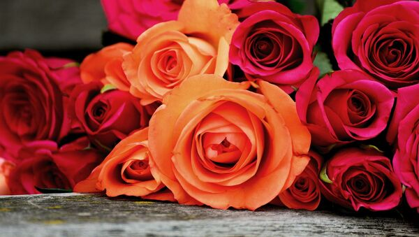 Bouquet Of Roses - Sputnik International