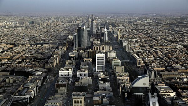 This June 23, 2018 photo, shows a general view of Riyadh, Saudi Arabia - Sputnik International