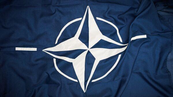 NATO flag - Sputnik International