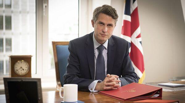 Education Secretary Gavin Williamson - Sputnik International